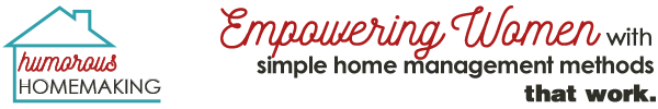 Courses by Humorous Homemaking