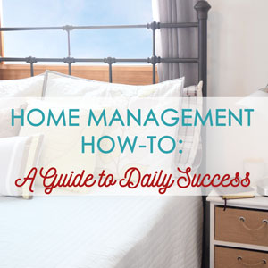 home management course